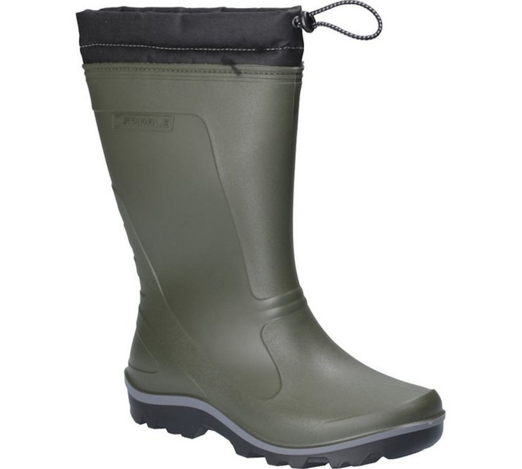 Cotswold Minchinhampton Fur Lined Cold Work Thermal Wellington Boots