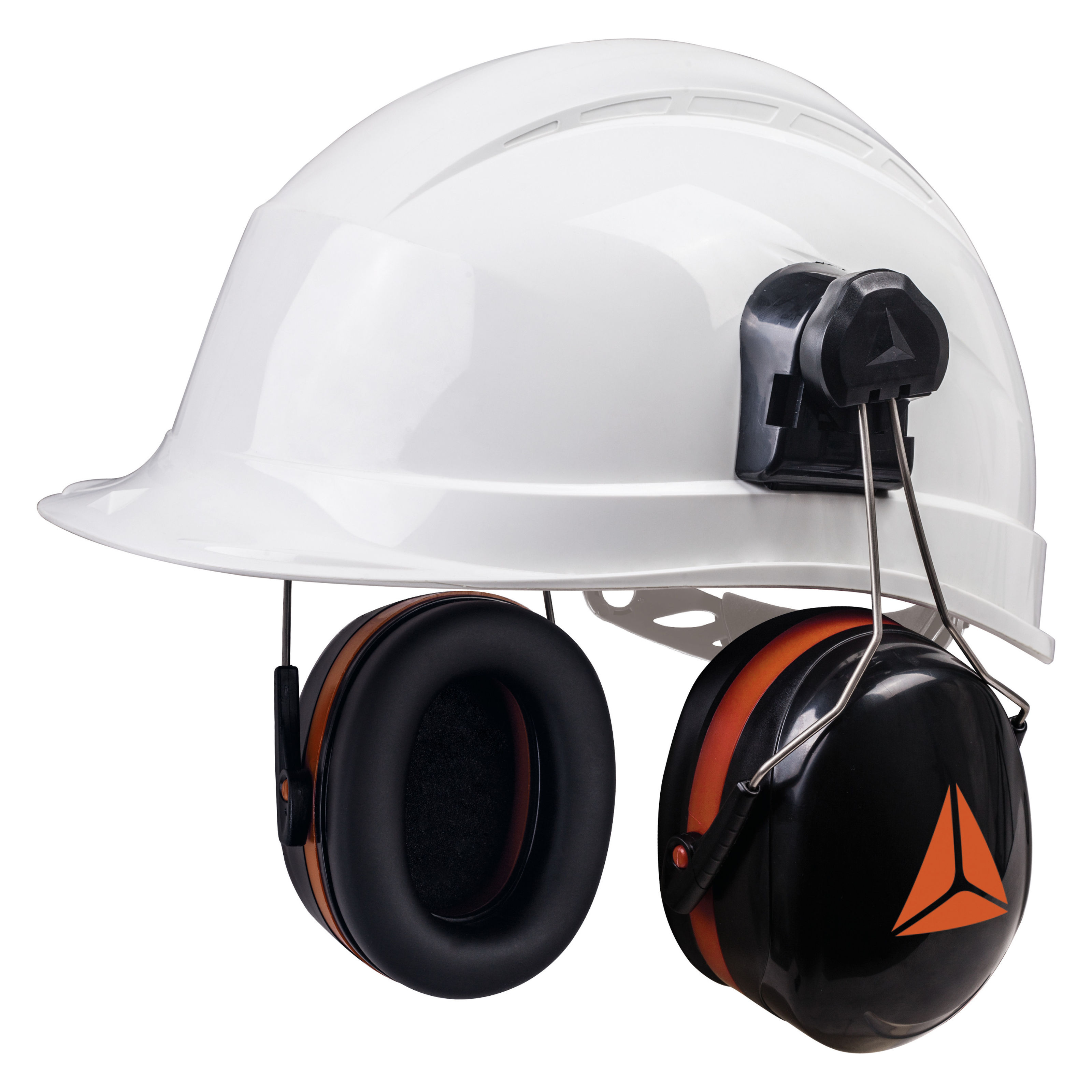 Delta Plus Magny Hard-Hat Clip-On Ear Defenders