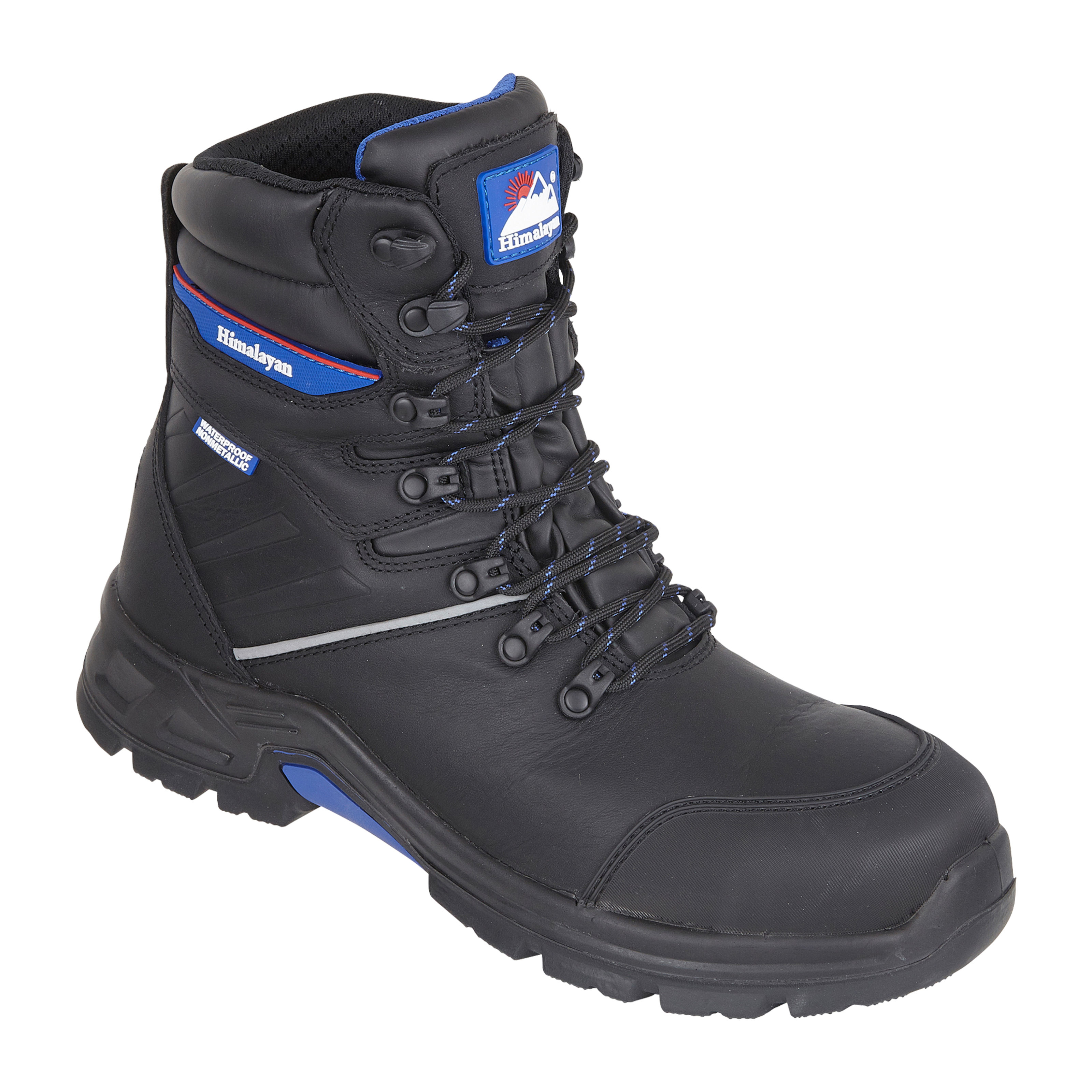 Himalayan #GoWork StormHi Safety Boots