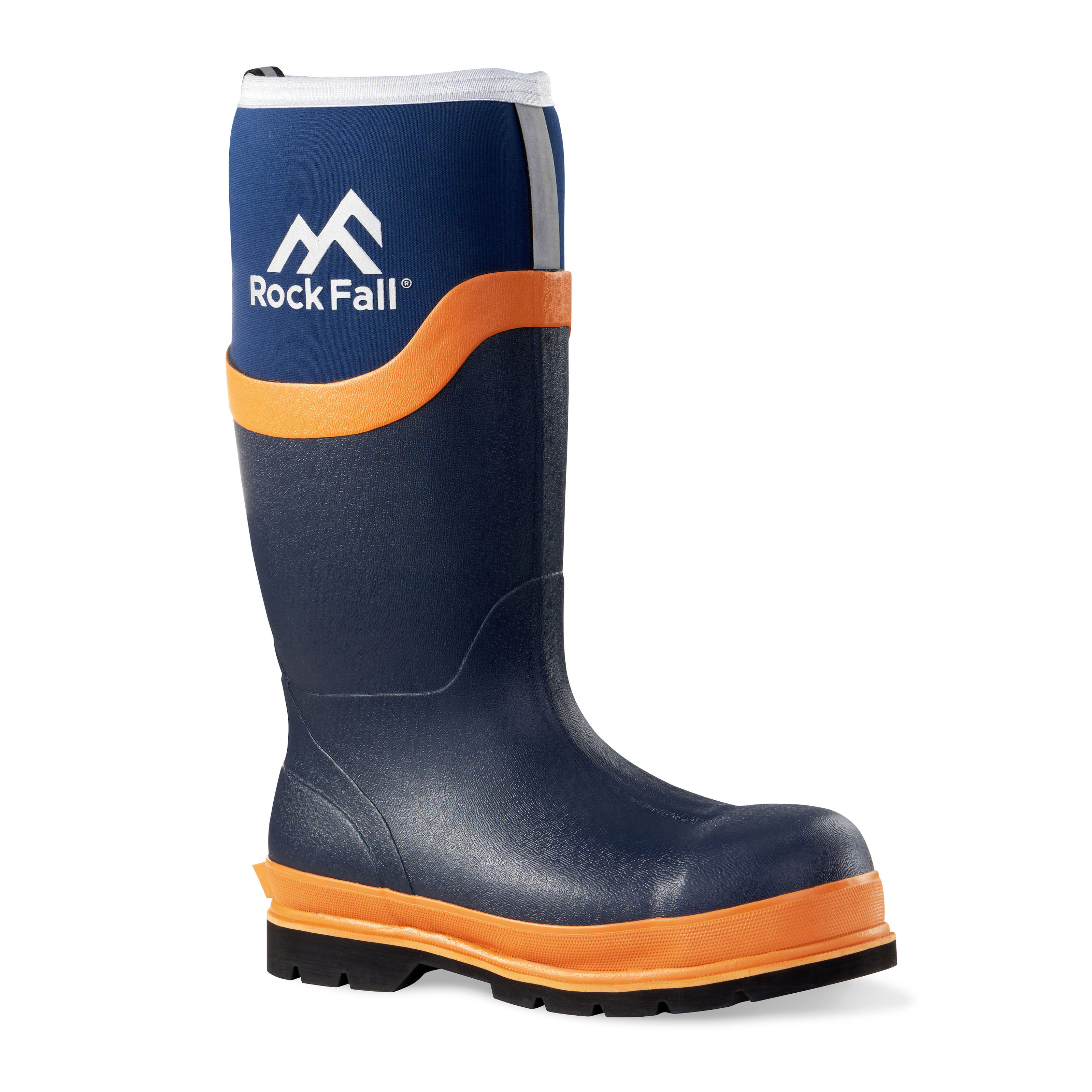 Rock Fall Silt Safety Wellington Boots