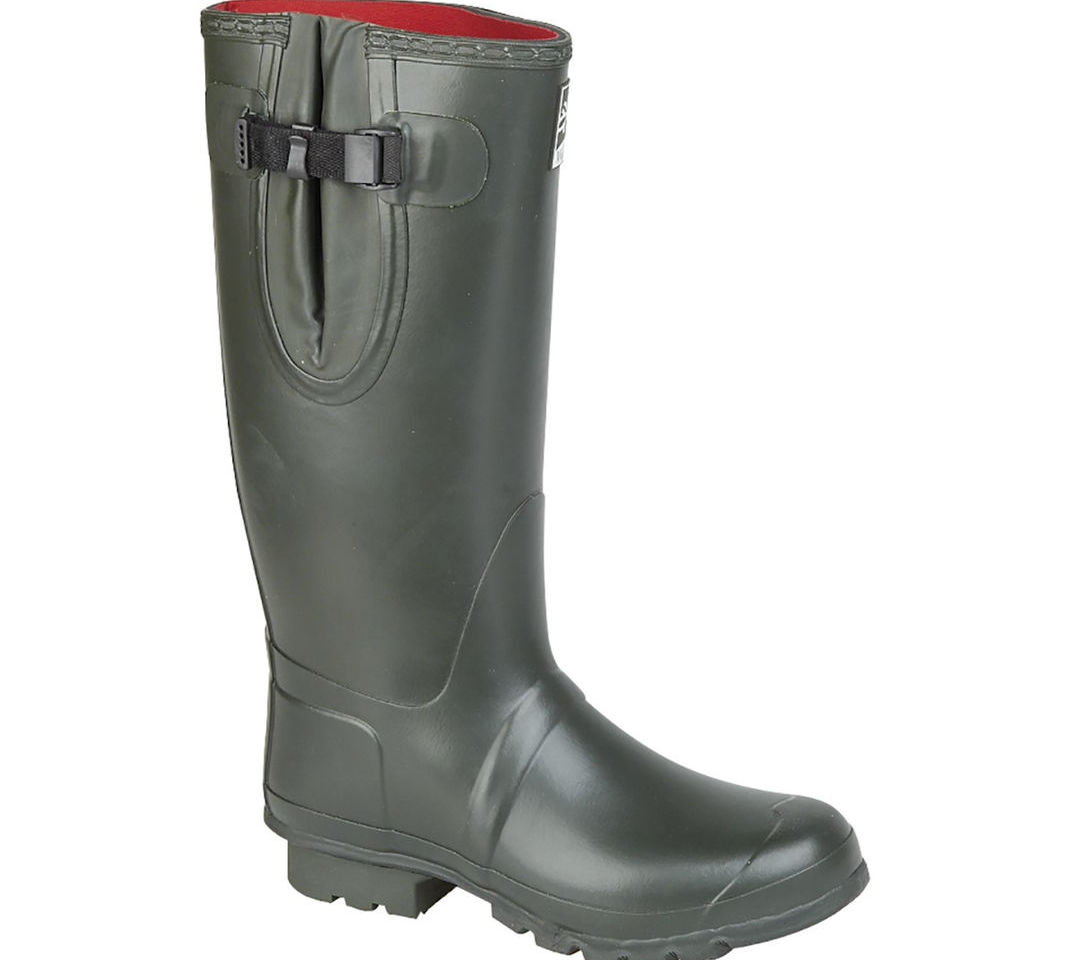 Woodland Neoprene Wellington Boots